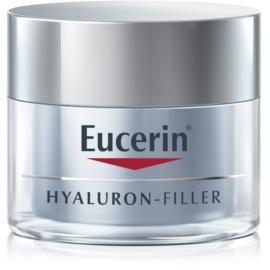 Eucerin Hyaluron-Filler Nachtcreme gegen Falten  50 ml