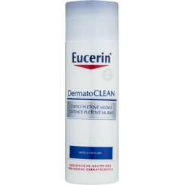 Eucerin DermatoClean Cleansing Lotion for Sensitive and Dry Skin  200 ml