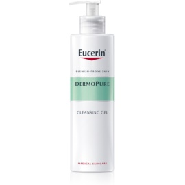 Eucerin DermoPure Deep Cleansing Gel For Problematic Skin  400 ml