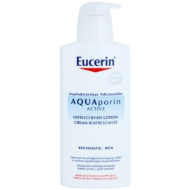 Eucerin Aquaporin Active Body Lotion For Dry and Sensitive Skin  400 ml