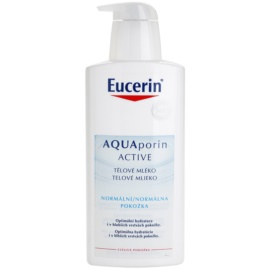 Eucerin Aquaporin Active testápoló tej normál bőrre  400 ml