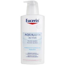 Eucerin Aquaporin Active leche corporal para pieles normales  400 ml