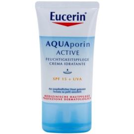 Eucerin Aquaporin Active crème hydratante pour peaux normales SPF 15  40 ml