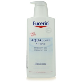 Eucerin Aquaporin Active Shower Gel For Sensitive Skin  400 ml