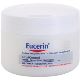 Eucerin AtopiControl krém pre suchú pokožku so sklonom k svrbeniu  75 ml