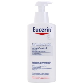 Eucerin AtopiControl Körpermilch für trockene und juckende Haut  400 ml