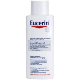 Eucerin AtopiControl Soothing Body Milk For Dry To Atopic Skin  250 ml