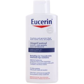 Eucerin AtopiControl Shower And Bath Oil For Dry And Itchy Skin  400 ml