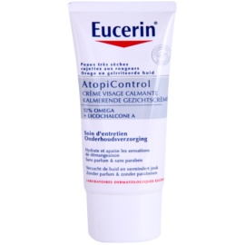 Eucerin Dry Skin Dry Skin Omega Face Cream for Dry and Atopic Skin  50 ml