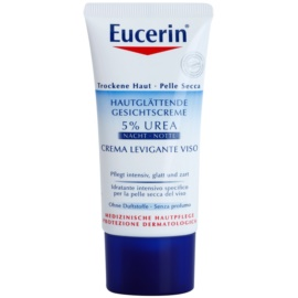 Eucerin Dry Skin Urea crema de noche hidratante para pieles secas (5% Urea) 50 ml