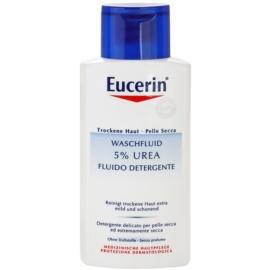 Eucerin Dry Skin Urea krémtusfürdő száraz és atópiás bőrre  200 ml