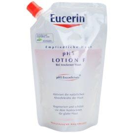 Eucerin pH5 intenzív testápoló tej utántöltő  400 ml