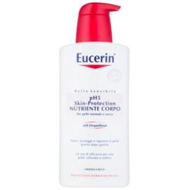 Eucerin pH5 Nourishing Body Milk For Sensitive Skin  400 ml