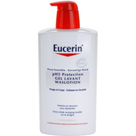 Eucerin pH5 Shower Cream For Sensitive Skin  1000 ml