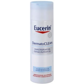 Eucerin DermatoClean Cleansing Gel for Normal and Combination Skin  200 ml