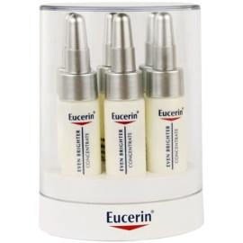 Eucerin Even Brighter sérum proti pigmentovým skvrnám  6x5 ml