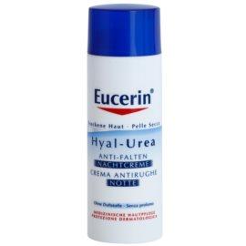 Eucerin Hyal-Urea noční protivráskový krém pro suchou až atopickou pleť  50 ml