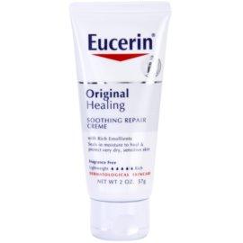Eucerin Original Healing nyugtató és regeneráló krém a nagyon száraz bőrre  57 g