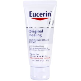 Eucerin Original Healing Soothing And Regenerating Cream For Very Dry Skin  57 g