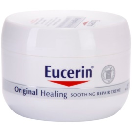 Eucerin Original Healing Soothing And Regenerating Cream For Very Dry Skin  113 g