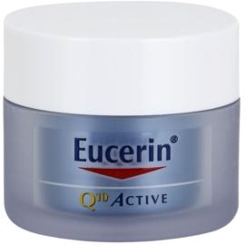 Eucerin Q10 Active nočna regeneracijska krema proti gubam  50 ml