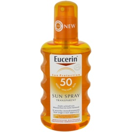 Eucerin Sun Zonnebrand Spray  SPF 50  200 ml
