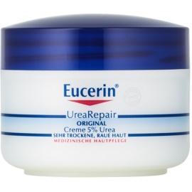 Eucerin UreaRepair Original krema za obraz in telo za suho kožo 5% Urea 75 ml