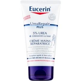 Eucerin UreaRepair PLUS crema de manos para pieles secas y atópicas (Urea 5%) 75 ml