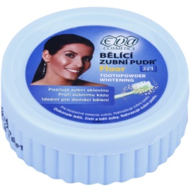 Eva Fluor polvo blanqueador para dientes  3 en 1 flúor  30 g