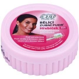 Eva Cloves polvo blanqueador para dientes  3 en 1  30 g
