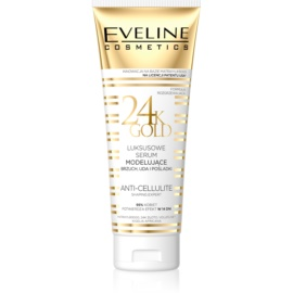 Eveline Cosmetics Slim Extreme 24k Gold Modeling Serum for Abdomen, Thighs and Buttocks  250 ml