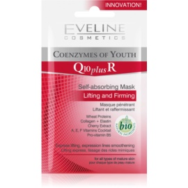 Eveline Cosmetics Q10 + R máscara facial lifting  7 ml