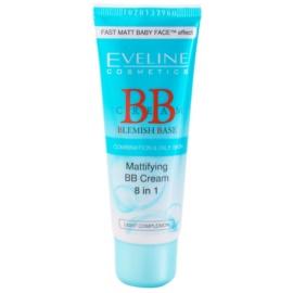 Eveline Cosmetics BB Cream matující BB krém 8 v 1 odstín Light Complexion 40 ml