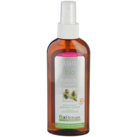 Eveline Cosmetics Bio Burdock Therapy sérum pro oslabené vlasy  150 ml