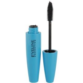 Eveline Cosmetics Big Volume Lash máscara de pestañas resistente al agua para dar volumen tono Deep Black 9 ml