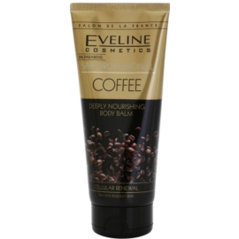 Eveline Cosmetics SPA Professional Coffee mélyhidratáló testbalzsam  200 ml