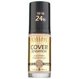 Eveline Cosmetics Cover Sensation krycí make-up odstín Natural 30 ml