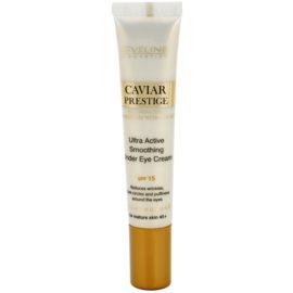 Eveline Cosmetics Caviar Prestige 45+ Augencreme mit Kaviar (SPF 15) 20 ml