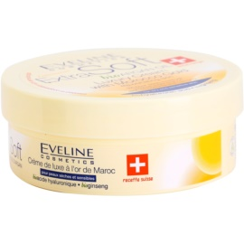 Eveline Cosmetics Extra Soft luxus krém marokkói arannyal  200 ml
