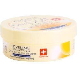 Eveline Cosmetics Extra Soft luxusný krém s marockým zlatom  200 ml