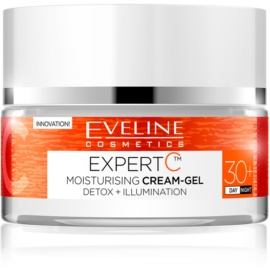 Eveline Cosmetics Expert C Hydrating Gel Cream for Day and Night 30+  50 ml