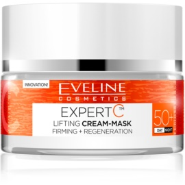 Eveline Cosmetics Expert C Day and Night Lifting Cream 50+  50 ml