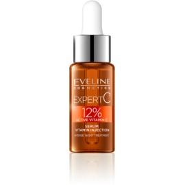 Eveline Cosmetics Expert C sérum de nuit actif aux vitamines  18 ml