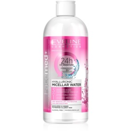 Eveline Cosmetics Face Med+ Micellar Water with Hyaluronic Acid 3 In 1  400 ml