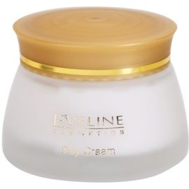 Eveline Cosmetics 24k Gold & Diamonds crema de día antiarrugas  50 ml