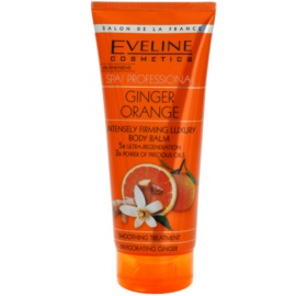 Eveline Cosmetics SPA Professional Ginger Orange intenzivní zpevňující gel  200 ml