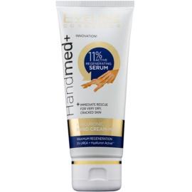 Eveline Cosmetics Handmed+ creme de mãos regenerador com ácido hialurônico com ácido hialurónico  100 ml