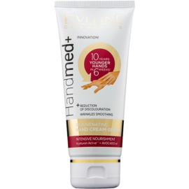 Eveline Cosmetics Handmed+ pomlajevalna krema za roke  100 ml