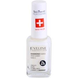 Eveline Cosmetics Nail Therapy wzmacniający lakier do paznokci  12 ml