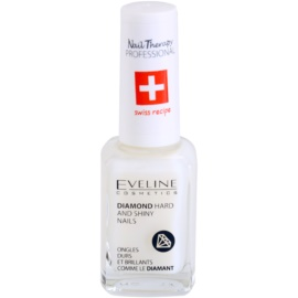 Eveline Cosmetics Nail Therapy lac de unghii intaritor  12 ml